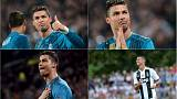 Ronaldo: Juventus'a attığım gol sonrası taraftarın beni alkışlaması İtalya'ya gelmemde etkili oldu