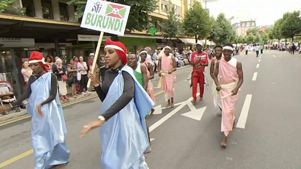 Swiss festival alerts police after 28 Burundian artists 'vanish'