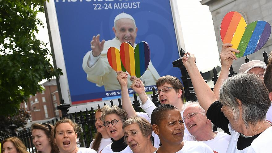Pope Francis prepares for Ireland visit amid calls for action on abuse scandals