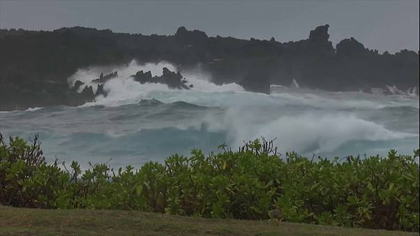 Hawaii, paura per l'uragano Lane