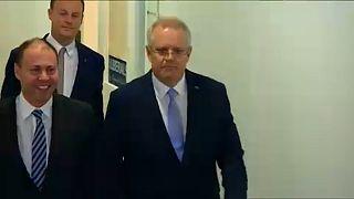 Scott Morrison se convierte en el nuevo primer ministro de Australia