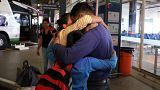 Los venezolanos apuran las últimas horas para entrar a Perú sin pasaporte