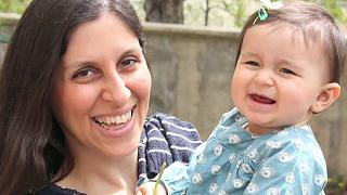 Londres pide a Teherán la libertad definitiva de la británica encarcelada en Irán