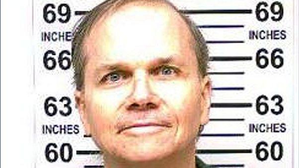 Gefängnisphoto von Mark David Chapman