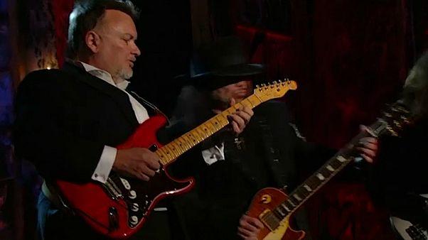 """""""Sweet Home Alabama"""": Trauer um Lynyrd-Skynyrd-Gitarrist Ed King (68†)"""