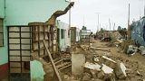بعد زلزال مدمر ضرب بيرو عام 2007