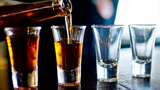 The smallest amount of alcohol increases health risks, study finds