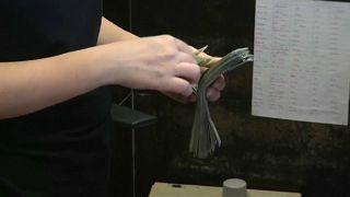 Türkische Lira leicht gefestigt - doch seit Jahresbeginn um 37% abgestürzt