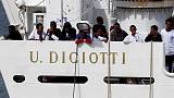 8 laws Italy may be violating by preventing Diciotti migrants from arriving