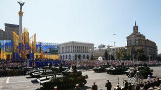 Украина: от России к ЕС и НАТО