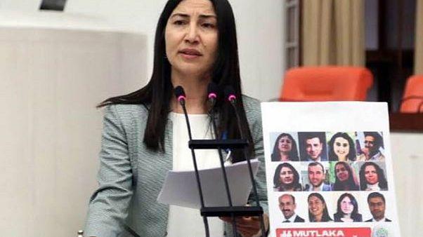 Τουρκάλα πρώην βουλευτής ζητεί άσυλο