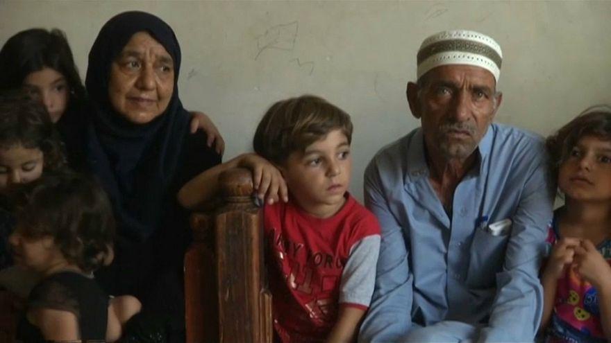 الجدة العراقية سناء ابراهيم الطائي