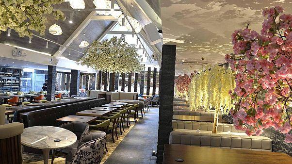 مطعم بافيليون في إيسكس ببريطانيا