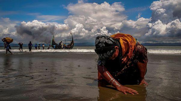 Rohingyalar: 'Soykırım'dan kaçışın birinci yıl dönümü