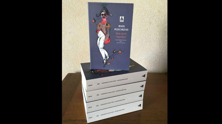 ترجمه فرانسوی رمان «دائی جان ناپلئون» از سرور کیمیایی
