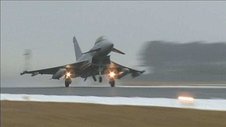 Британия перехватила российский военный самолёт