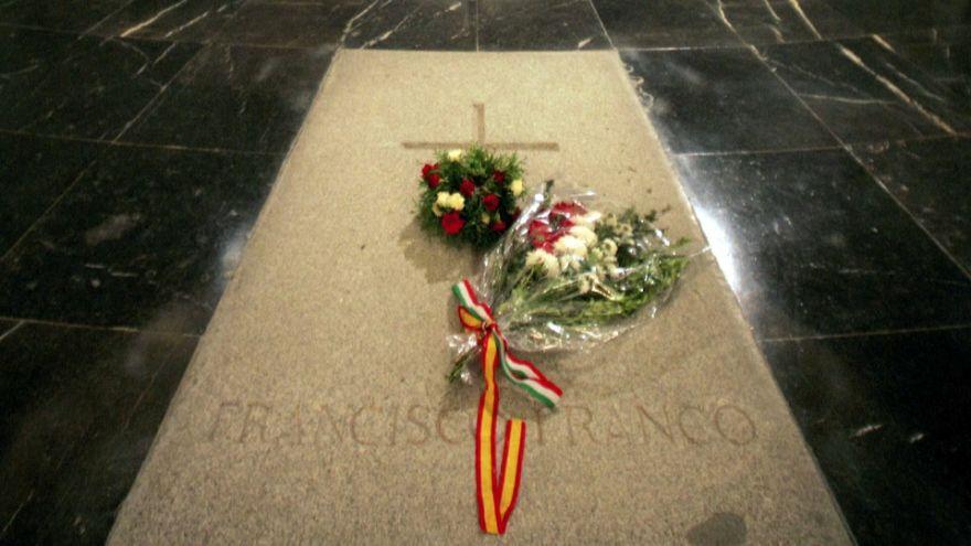 La dépouille de Franco bientôt exhumée de son mausolée