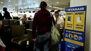 Ryanair: новые правила провоза багажа