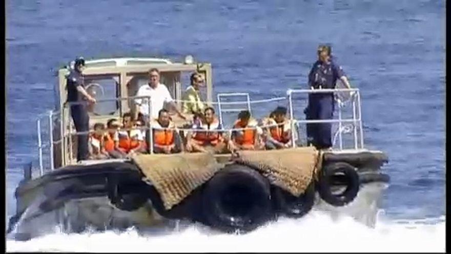 Morrison kemény a bevándorlókkal