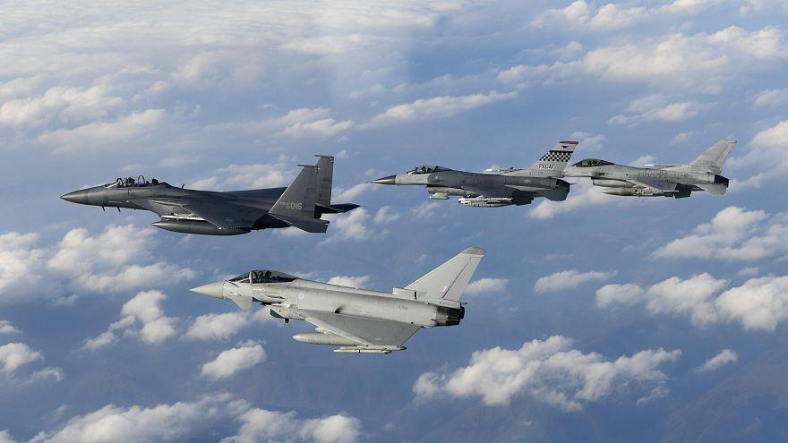 Karadeniz semalarında İngiliz ve Rus jetleri arasında ikinci 'it dalaşı'