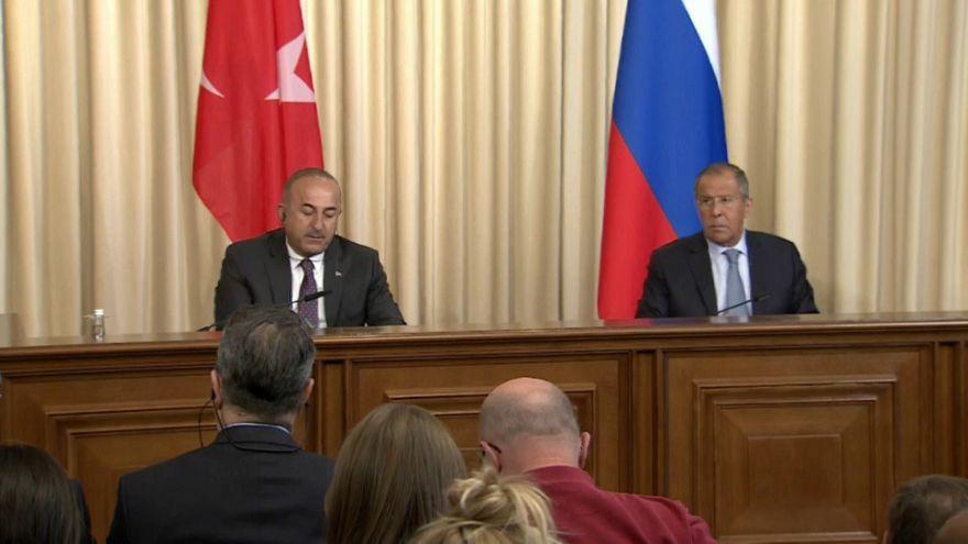 Siria: vertice tra Turchia e Russia