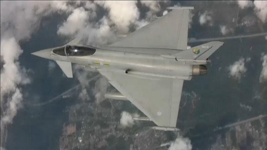 Romania: jet britannici intercettano aerei russi