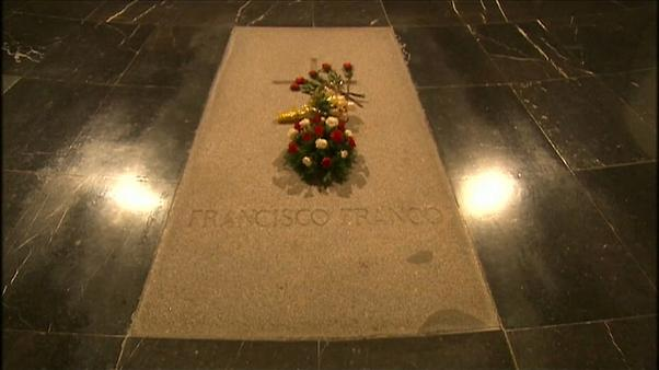 Spain's government issues decree to exhume Franco's body