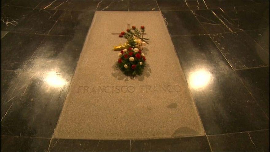 Правительство настояло на перезахоронении Франко