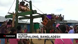 La tragedia dei musulmani Rohingya