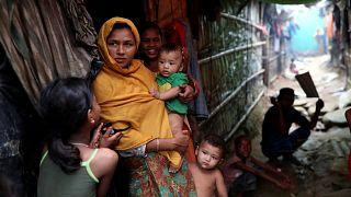 Un an après, les Rohingyas toujours en exil