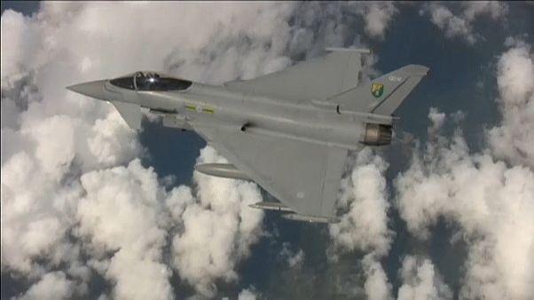 Россия-НАТО: противостояние в небе