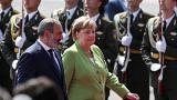 Merkel in Armenien: Erinnern an Völkermord