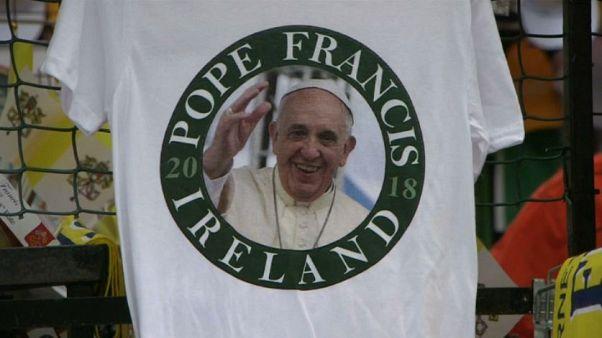 Il Papa in Irlanda tra curiosità e scetticismo