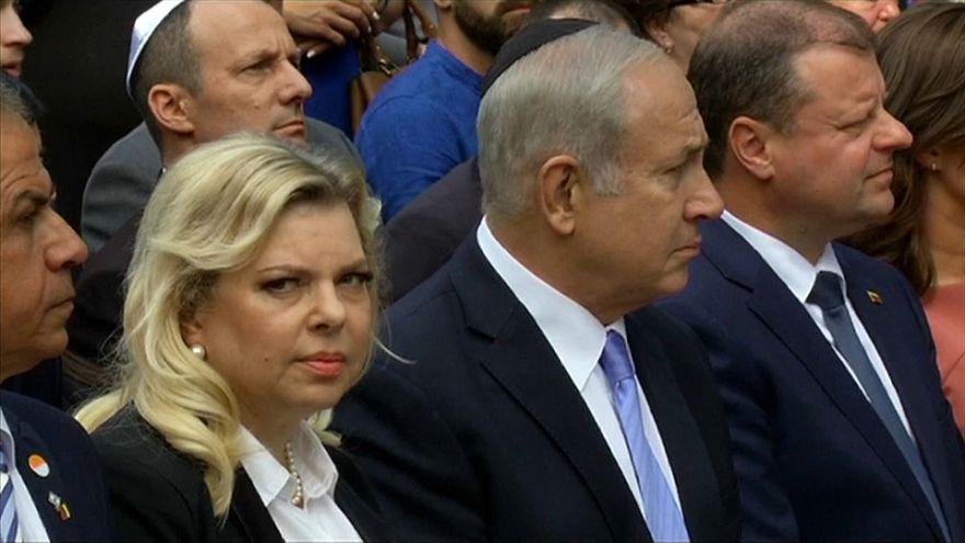 Netanjahu: hiba, hogy az EU támogatja Iránt