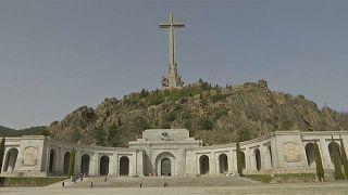 قبر الجنرال فرانكو في إسبانيا