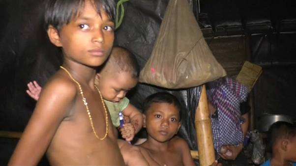 "Muslim Rohingya children: ""a lost generation"""