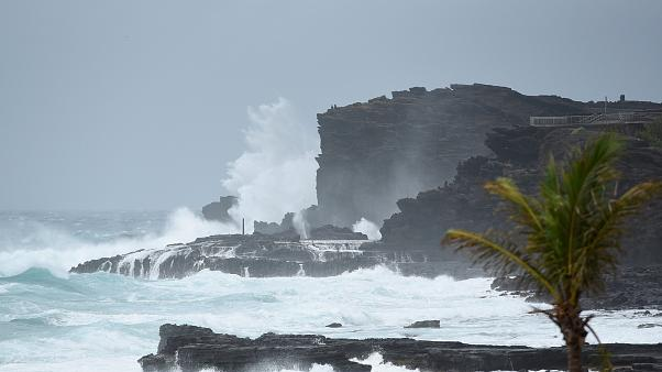 Hurrikan vor Hawaii - Entwarnung