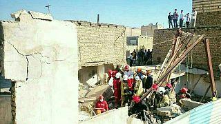 انفجار گاز در یک شهرک مسکونی مشهد ۱۰ کشته برجای گذاشت