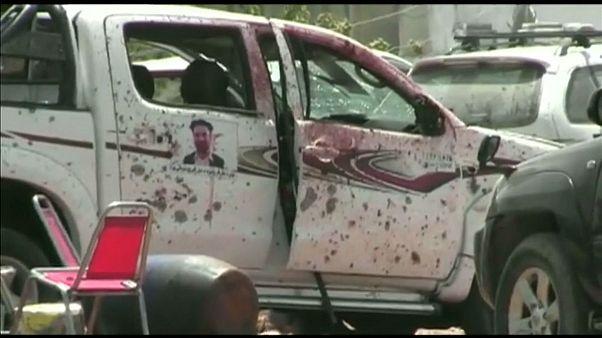 انفجار انتحاری در جلال آباد افغانستان دستکم ۳ کشته بر جای گذاشت