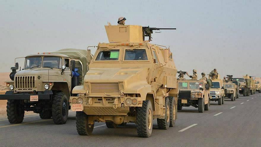 الشرطة المصرية تحبط هجوماً إرهابياً على حاجز أمني بالعريش