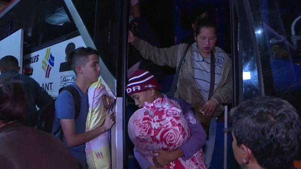 "Venezuela: exodus of migrants heading towards a ""crisis moment"""