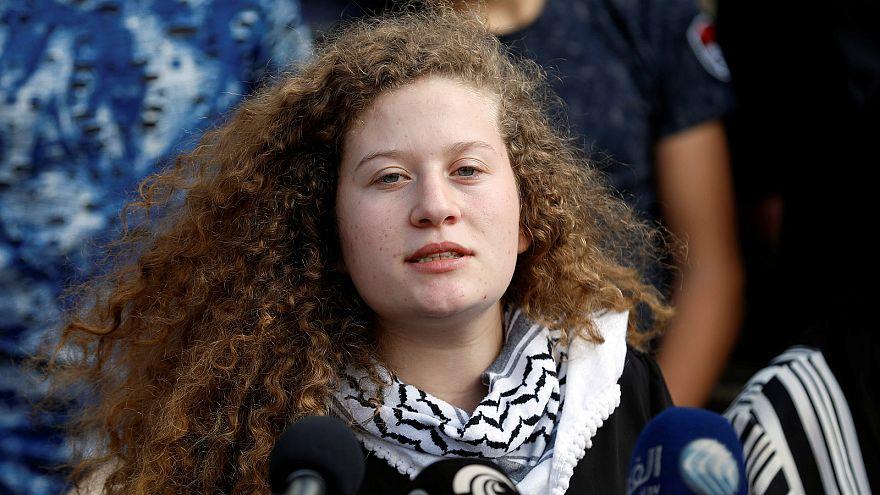 إسرائيل تهاجم عهد التميمي بسبب رسالة وجهتها لحسن نصرالله