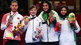 بازیهای آسیایی؛ کاراته ایران با طلا و برنز آغاز کرد