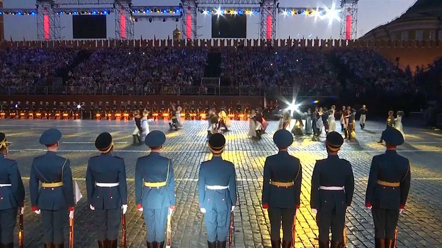 Több mint ezer fellépő a katonai zenekarok fesztiválján