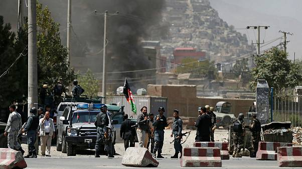 استعفای چهار مقام امنیتی افغانستان