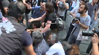 Istanbul: Demo der Samstagsmütter aufgelöst