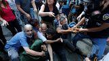 La police turque réprime une manifestation de mères de disparus