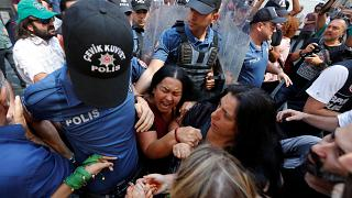 "Turchia: la Polizia arresta le ""Madri del Sabato"""