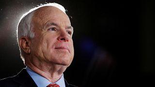 Mort de John McCain, ex-candidat à la Maison Blanche