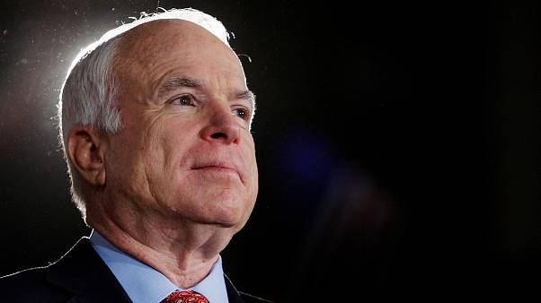 Morreu o senador norte-americano John McCain